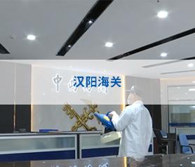 武汉汉阳中国海关消毒杀菌